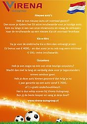 More information on the company profile!Virena Autogroep Winschoten