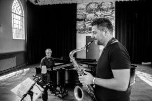 Jazz door Jeroen van Vliet en Mete Erker 't Waar