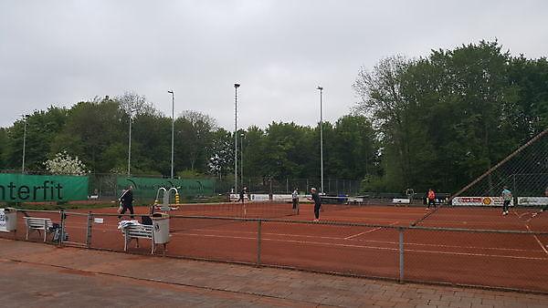 Open Dag Tennisvereniging LTC Sla Raak Winschoten