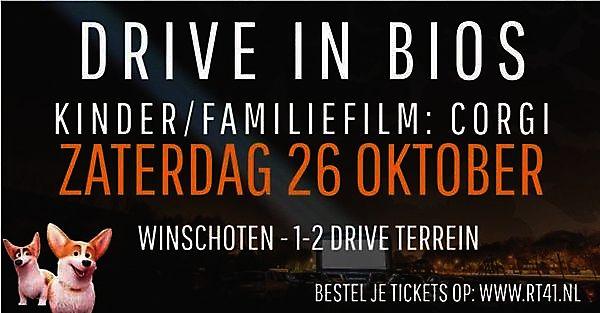 DRIVE-IN BIOSCOOP Winschoten
