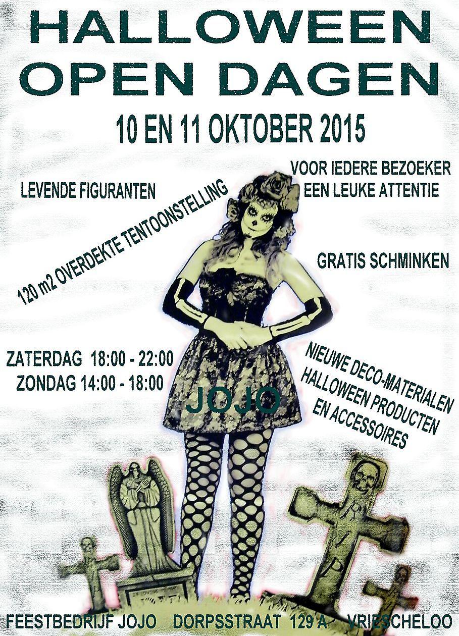 Halloween Schminken Deutsch.Halloween Open Dagen Vriescheloo Deutsch Oostgrunn Nl Eine