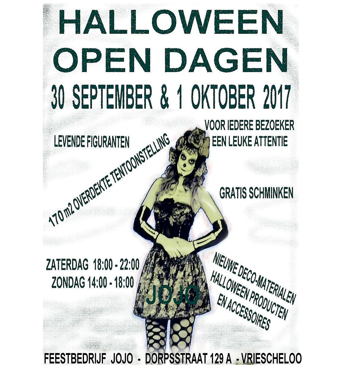 Halloween Schminken Deutsch.Halloween Opendagen 2017 Vriescheloo Deutsch Oostgrunn Nl Eine