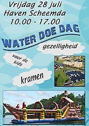 ToerismeWater-doe-dag Scheemda Scheemda