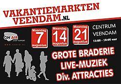 ToerismeVakantiemarkt 3 Veendam Veendam