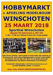 ToerismeHobby(Crea)markt Winschoten Winschoten