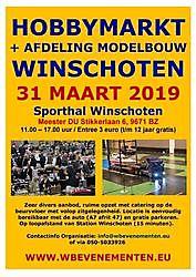 ToerismeHobby-, Crea- en Modelbouwmarkt Winschoten