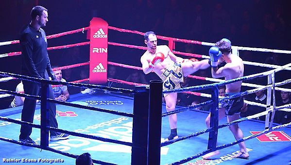 Foto 1e kickboxgala in Bellingwolde Bellingwolde