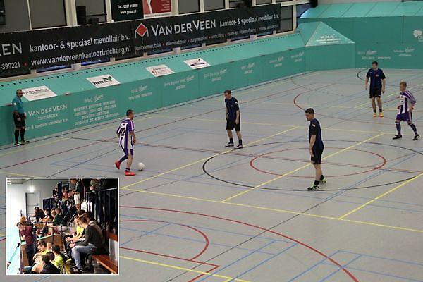 Foto IndoorSoccer 2017 - 2018 Winschoten