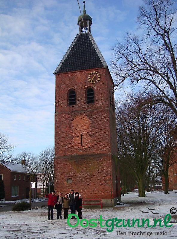 Kerktoren van Beerta Beerta