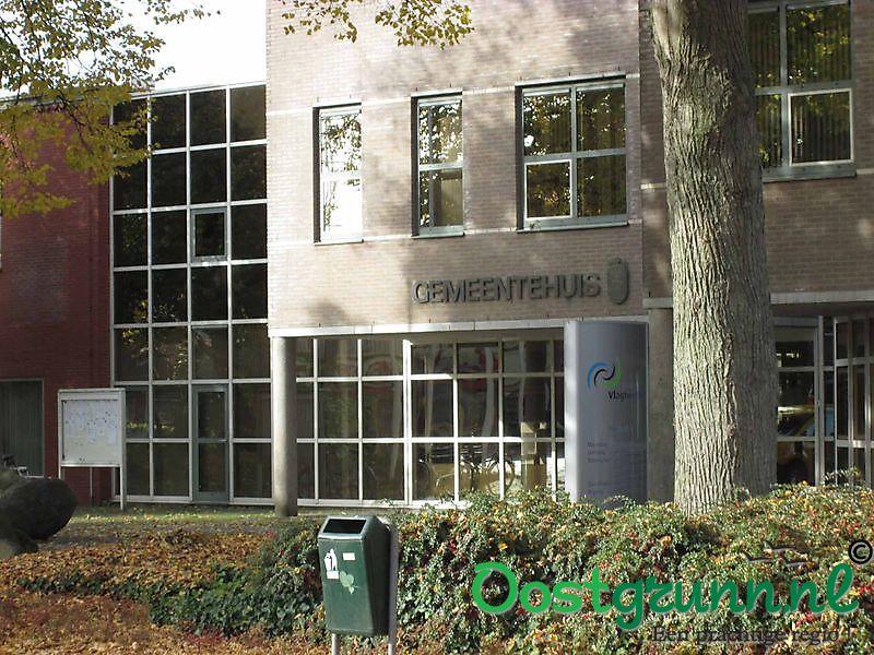 Gemeentehuis Vlagtwedde Sellingen