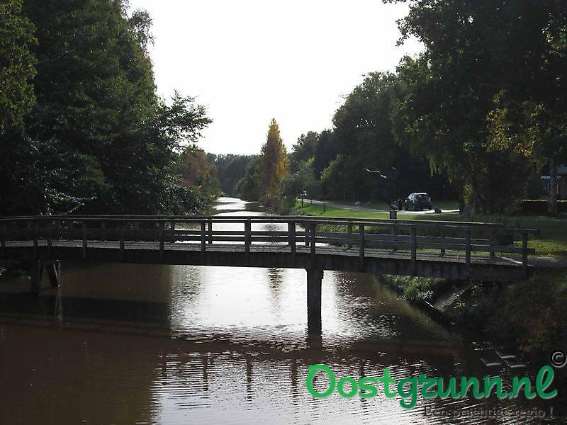 Loopbrug Jipsinghuizen en Plaggenborg