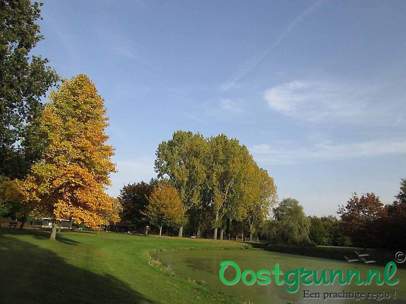 Het park van Musselkanaal Musselkanaal