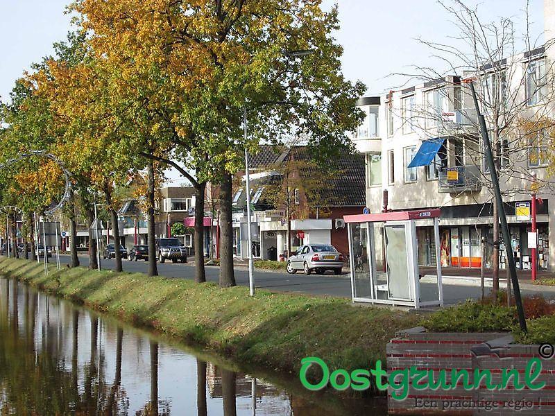 Winkelcentrum Marktstraat Musselkanaal