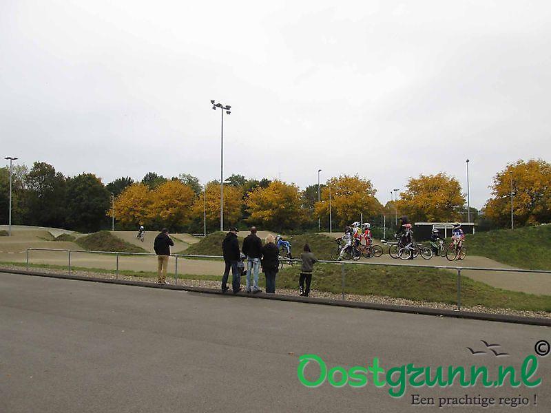 Fietscrossbaan Winschoten