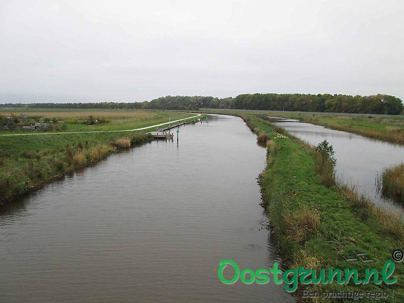 Vaarverbinding Winschoterdiep naar Oldambtmeer Winschoten