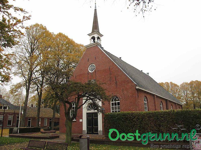 Hervormde kerk Muntendam