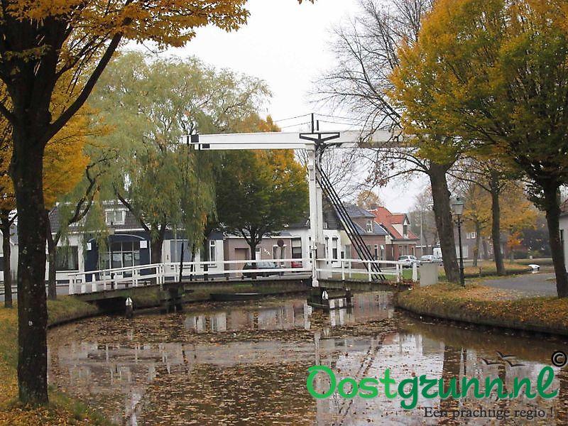 Oude brug Oude Pekela