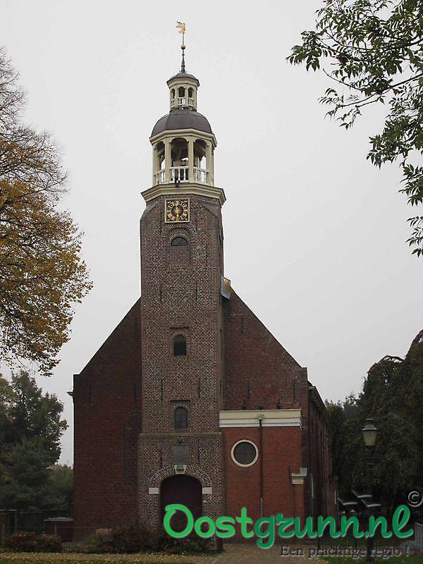 Rijksmonument Hervormde kerk Oude Pekela
