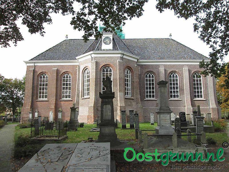 Margaretha Hardenbergkerk Wildervank