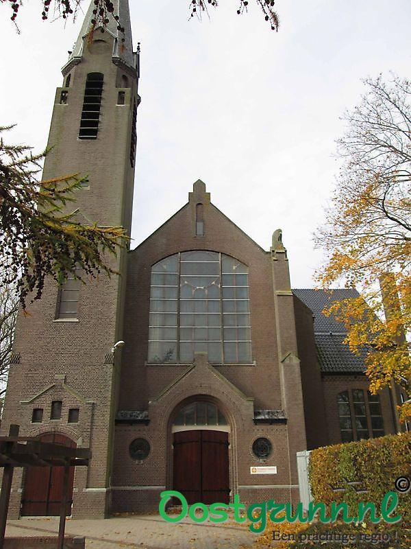Protestantse kerk Wildervank