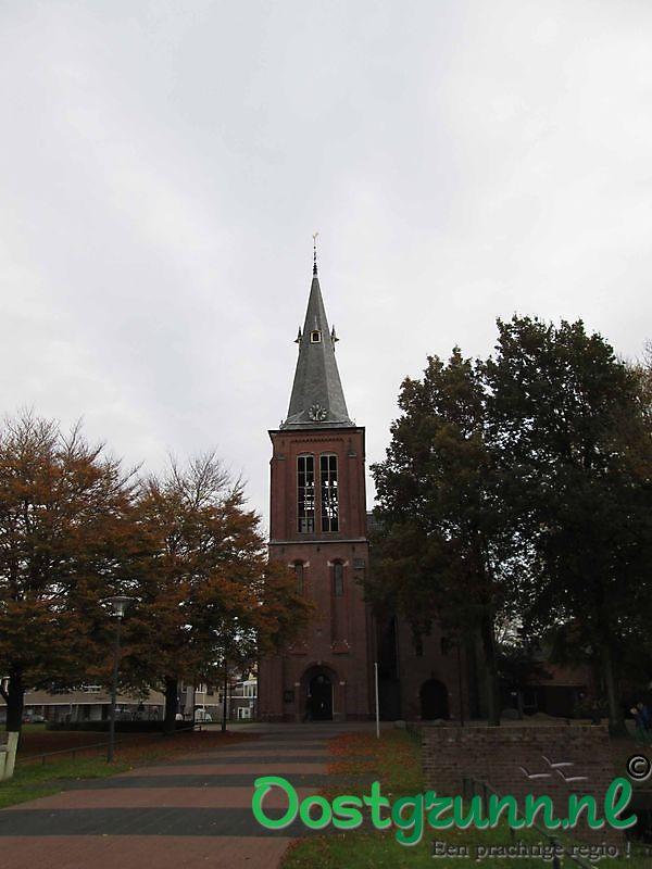 Hervormde kerk Veendam