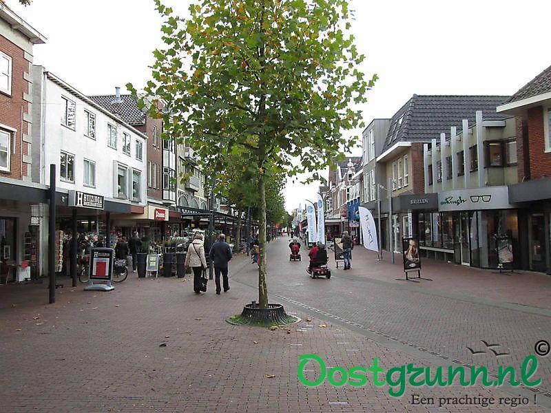 Winkelcentrum Veendam