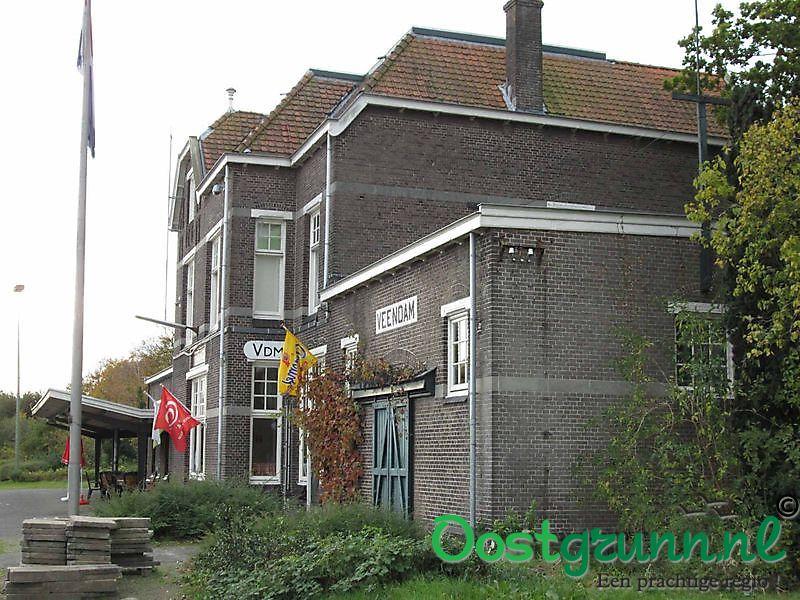 Stationsstraat Veendam