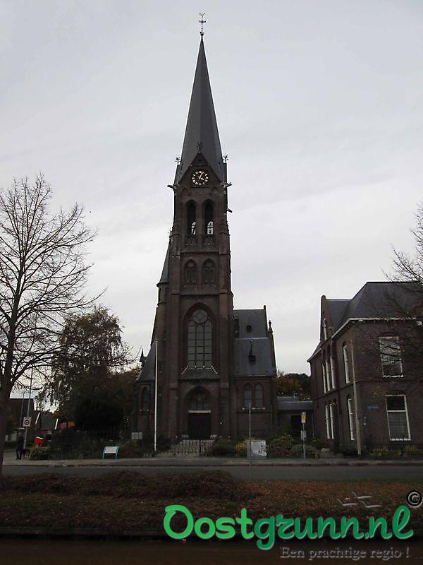 Sint Willibrordus kerk Oude Pekela