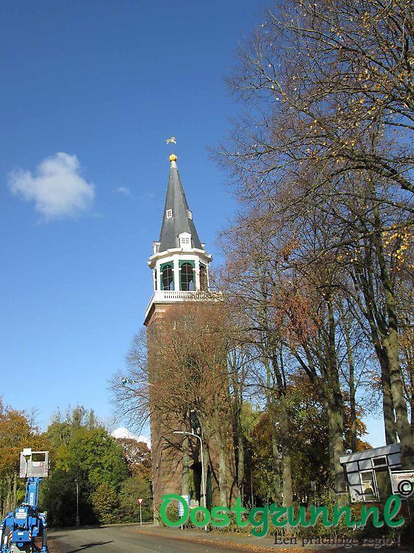 Kerktoren Finsterwolde