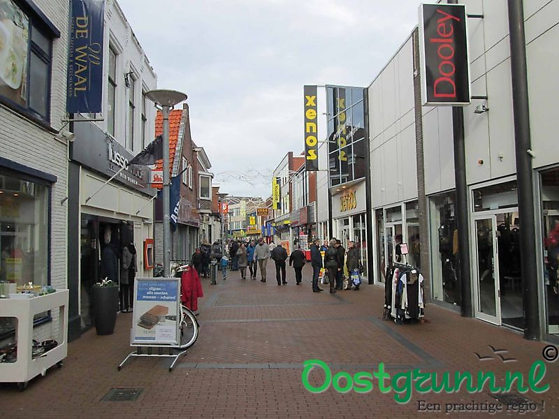 Langestraat Winschoten