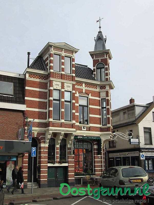 Monumentaal gebouw Winschoten