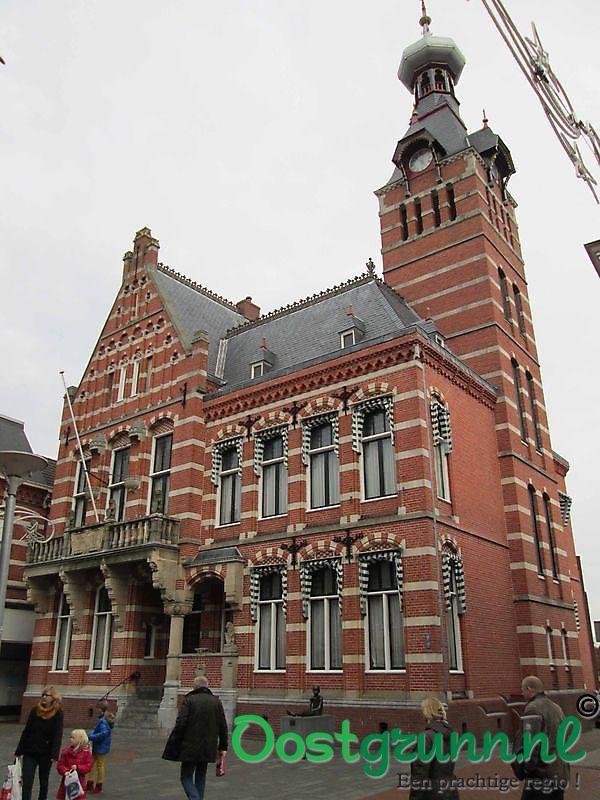 Stadhuis / Gemeentehuis Winschoten