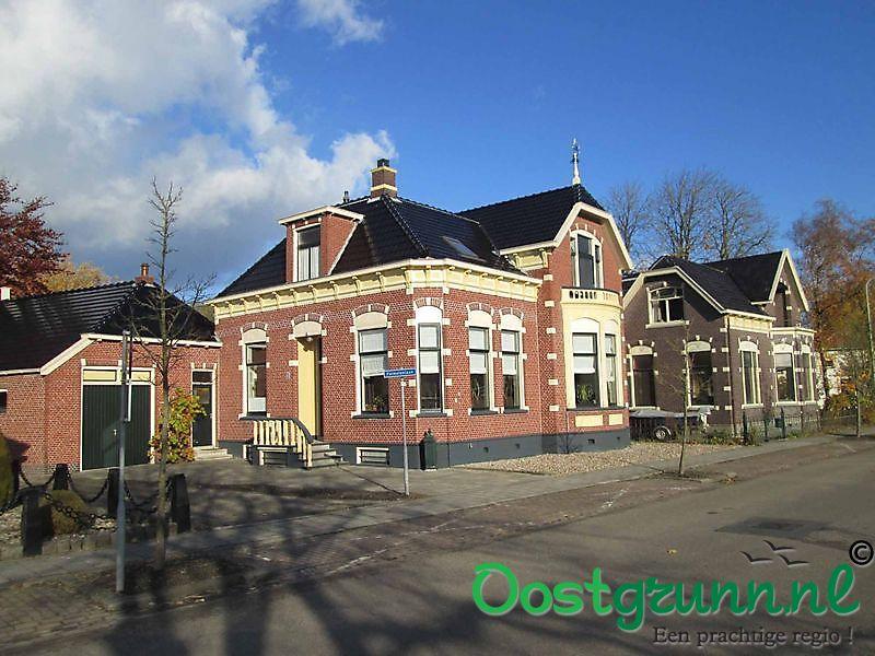 Monumentale gebouwen Oostwold
