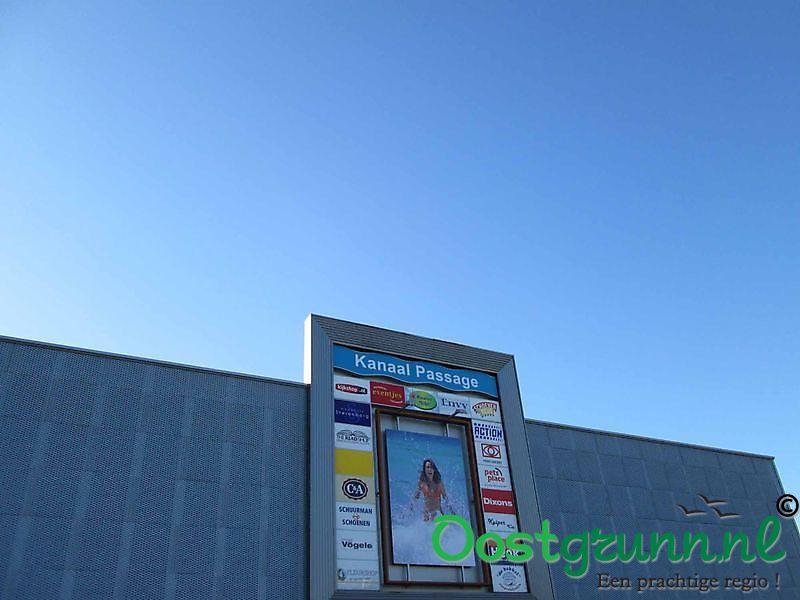 Winkelcentrum Kanaalpassage Stadskanaal