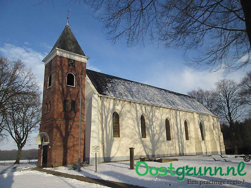 Nederlands Hervormde kerk Bourtange