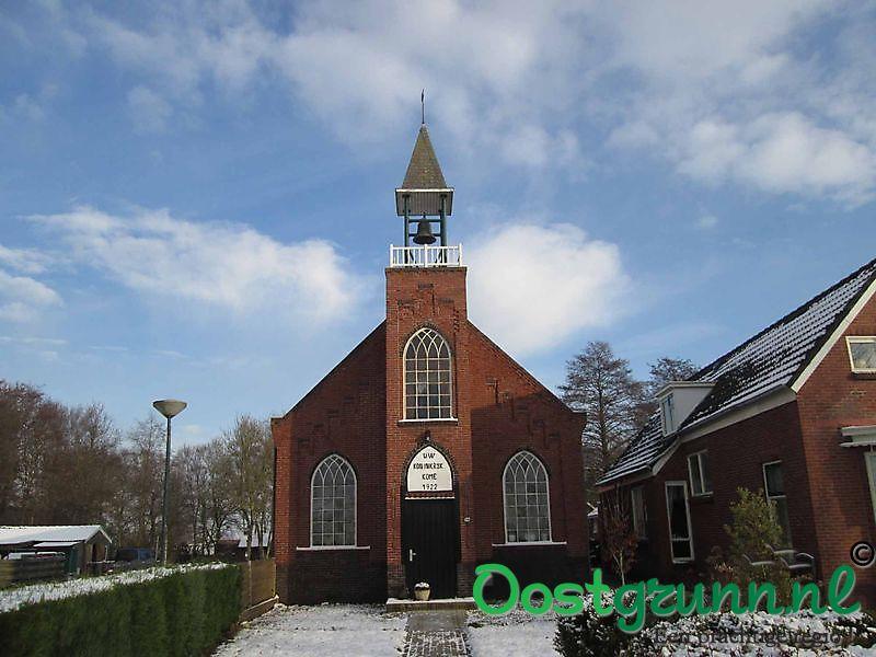 Voormalige Hervormde Kerk Veelerveen