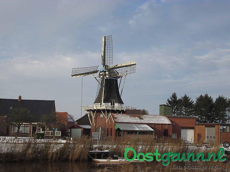 Nieman's molen Vriescheloo