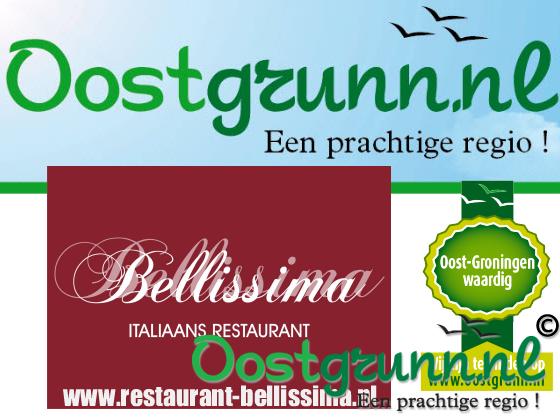 Italiaans Restaurant Bellissima Winschoten