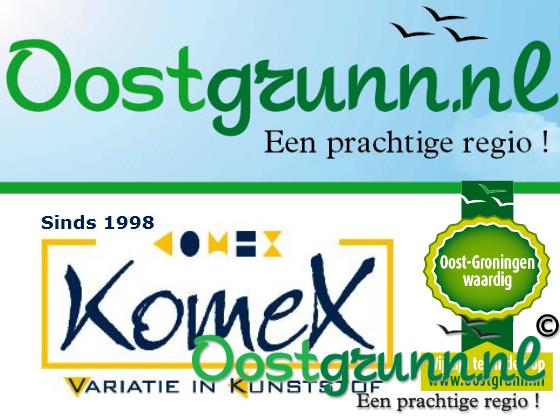 Ook Komex is erbij! Musselkanaal
