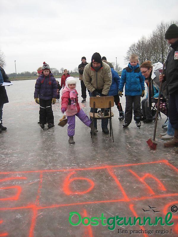 ijsbaan de Punt Drieborg Drieborg