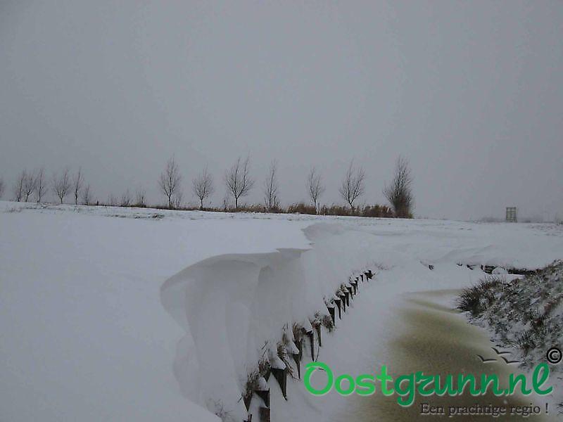 Sneeuwduinen Blauwestad