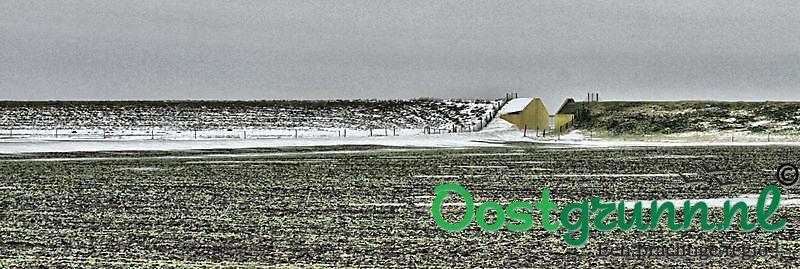Het gele dijkgat Oostwold