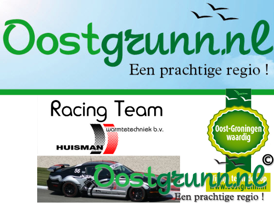Huisman racing team Stadskanaal