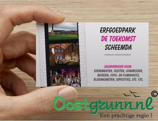 Erfgoedpark De Toekomst - Scheemda Scheemda