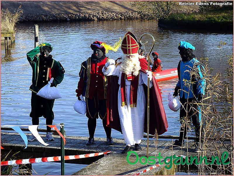 Sinterklaas intocht in Bellingwolde Bellingwolde