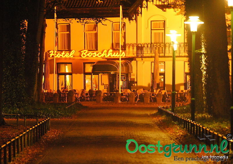 Hotel boshuis Ter Apel