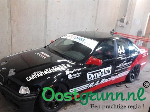 Sponsoring RA Racing door Carparts Groningen Finsterwolde