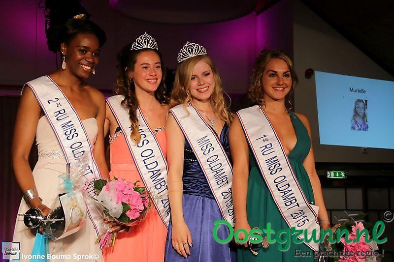 Miss Oldambt / Mini Miss Oldambt 2015 't Heem