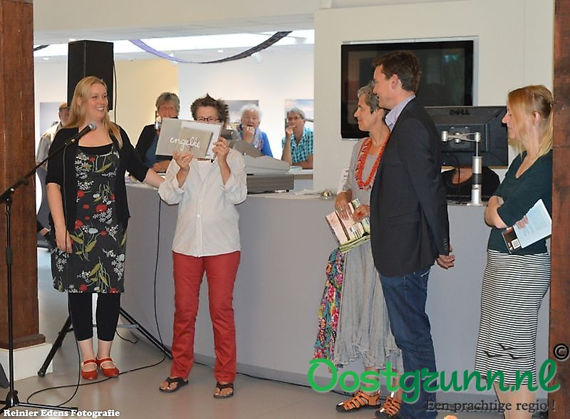 Opening expositie Veurnoam/voornaam Bellingwolde