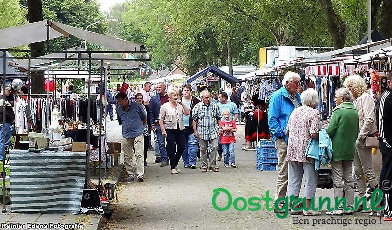 Markt in Bellingwolde Bellingwolde